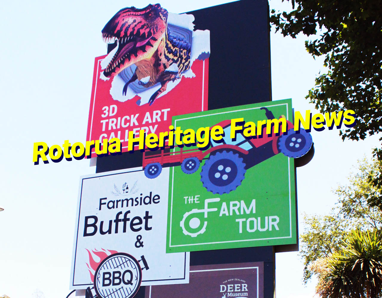 Rotorua Heritage Farm