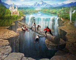 3D New Photo family activity 01