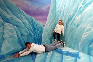 Rotorua Attractions 3D Trick Art gallery 01
