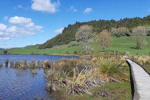 Rotorua Attractions Lake Okareka